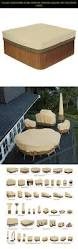 Classic Accessories Veranda Round Square - best 25 tub cover ideas on pinterest outdoor spa bathtub