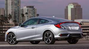 2016 honda civic coupe review with price horsepower and photo gallery