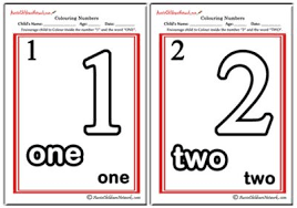 number worksheets aussie childcare network