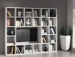 libreria tv libreria porta tv bianco frassinato mobili lapi shop
