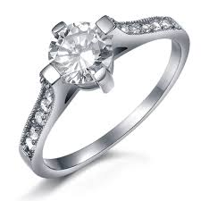 overstock wedding ring sets wedding rings build your own engagement ring promise ring