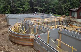 build better basements with logix insulated concrete forms