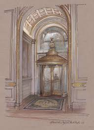 architectural color pencils freehand renderings u0026 sketches