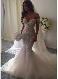 the shoulder wedding dress new new high quality lace wedding dresses mermaid wedding dresses
