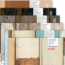 scrapwood wallpaper by piet hein eek a4 sample sheets andy thornton