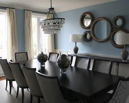 mirror dining room table wall decor top 20 decorate wall behind dining table diy hinged