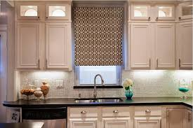 small kitchen windows treatment ideas kitchen curtain ideas small