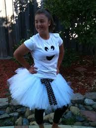 Girls Ghost Halloween Costume 20 Tutu Costumes Kids Ideas Tutu Costumes