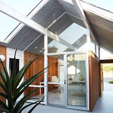 two story eichler michael hennessey brings mid century details back to eichler house