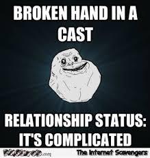 Status Meme - relationship status it s complicated meme pmslweb