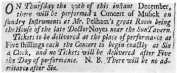 epilogue to secular music in early massachusetts colonial