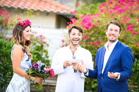 wedding wishes jokes billy farrell and bethanie brady s desert wedding palm springs