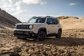 dune jeep jeep reveals limited edition renegade desert hawk for uk auto
