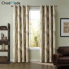 popular printed curtain design buy cheap printed curtain design