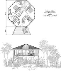 collection guest house design photos 17 best house plans images on small houses octagon