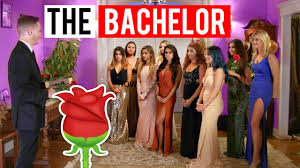 The Bachelor by How Girls Act On The Bachelor Youtube