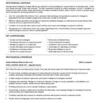 free printable business intelligence analyst resume sample with