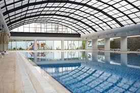 indoor outdoor pool by libart libart usa