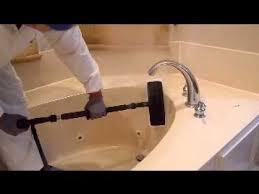 vapor steam cleaning a bathroom