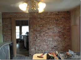 kitchen exquisite cool kitchen exposed brick wall astonishing