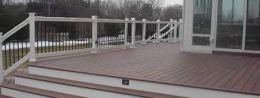 deck building railings sales and installation just decks toms