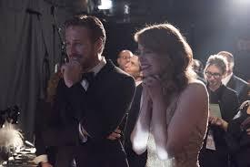 emma stone e ryan gosling film insieme emma stone e ryan gosling vs emma watson e dan stevens agli mtv