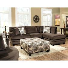 ottoman and matching pillows charming ottoman with matching pillows sectional with right chaise