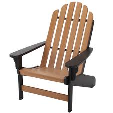 Outdoor Adirondack Chairs Shop Durawood Essentials Adirondack Chairs On Sale Dfohome
