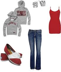 Oklahoma travel outfits images 664 best sooner style images boomer sooner jpg