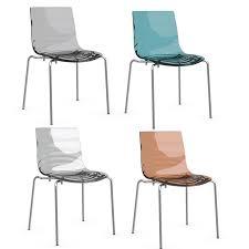 sedie calligaris acheter en ligne chaise empilables l eau connubia de calligaris po