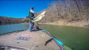 Cumberland Lake Map Flw Fishing Flw Tour 2017 Lake Cumberland