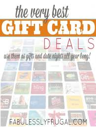giftcard deals bonus gift card deals