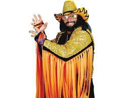 Macho Man Randy Savage Halloween Costume Macho Man Express Tribune