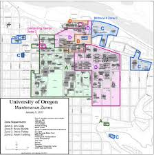 new zone map u0026 launch of zone d january 2017 campus closures