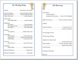 print wedding programs church program template snapshoot excellent printable wedding
