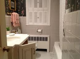 bathroom paint color coordinate with dove gray tile
