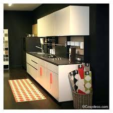 tapis de cuisine orange tapis de cuisine design tapis pappelina orange tapis de cuisine
