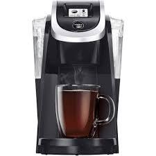 keurig k525 single serve k cup pod coffee maker walmart com
