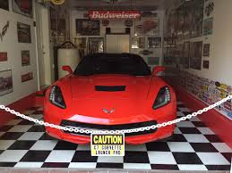 have you re arranged your garage after buying your c7 corvette