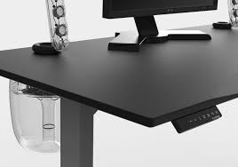 best height adjustable desk 2017 incredible gaming desk evodesk in computer desk for gaming