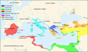 Roman Map 40 Maps That Explain The Roman Empire немного об истории и