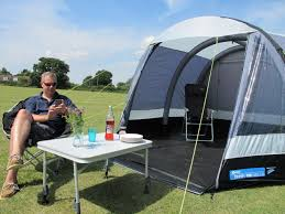 Kampa Caravan Awnings Kampa Travel Pod Midi Air L Freestanding Drive Away Campervan