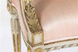 Louis Seize Chair Christmas Auction Louis Seize Fauteuil 18 19 Jahrhundert