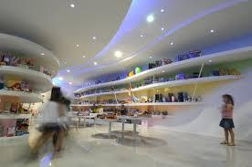 kids toy store interior design by juan carlos menacho home