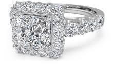 princess cut 3 engagement rings 3 carat princess cut engagement rings three carat ritani