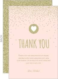 bridal shower thank you notes bridal shower thank you cards thank you cards for bridal shower