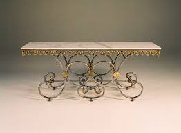 a french pastry table miniature iron work pinterest