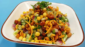 indian chaat cuisine chaat masala spicy indian salad indian cuisine