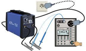 obr cky kontroly a zkoušení svařovacích zařízení podle nové čsn en 60974 4