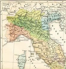 Map Of Capri Italy by Ancient Italy Historical Map Italy Before Augustus Map Italy
